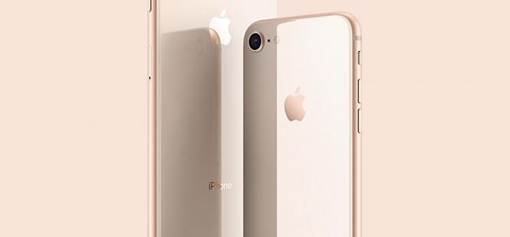 iPhone8予約完了