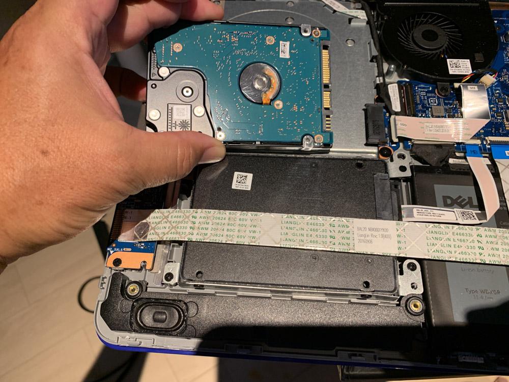 DELLのパソコンが起動しない