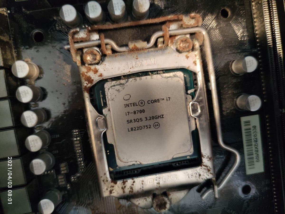 朝起きたらWindowsがお亡くなりになっていた